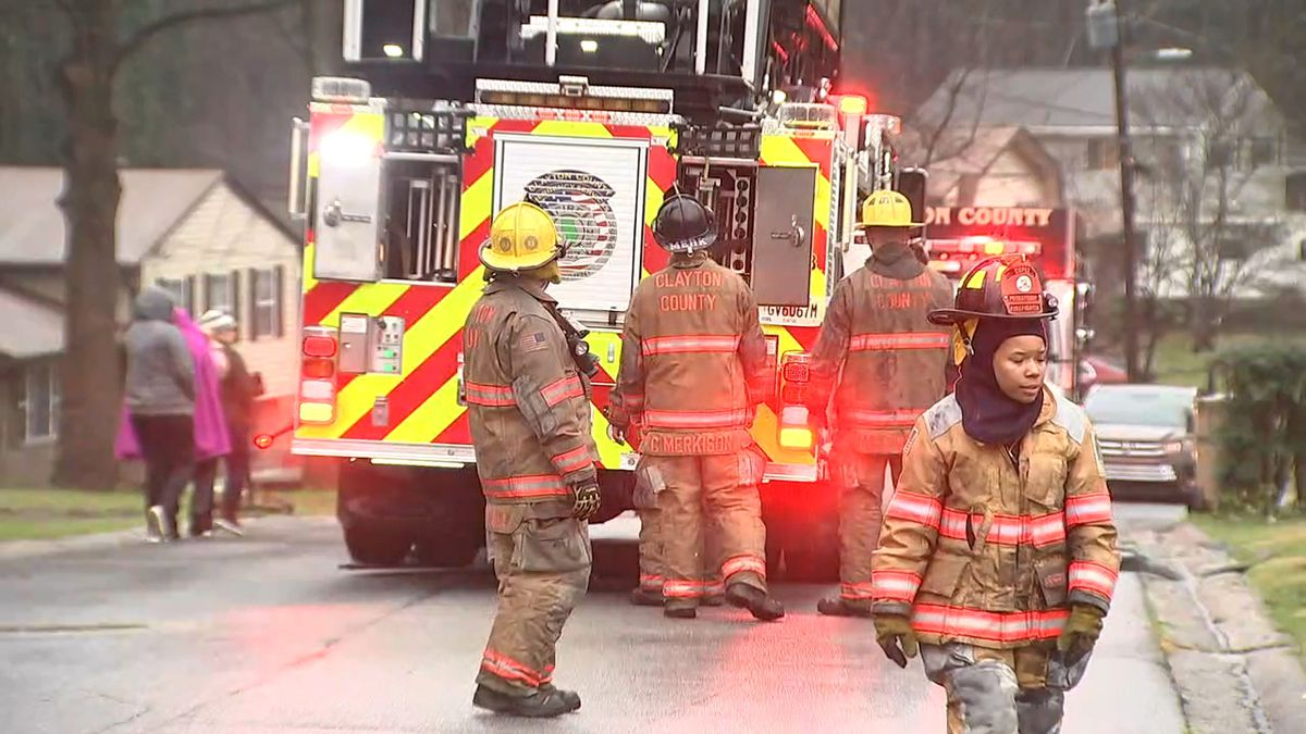 Clayton County considers possible hazard pay for first responders -- and not everyone is on board