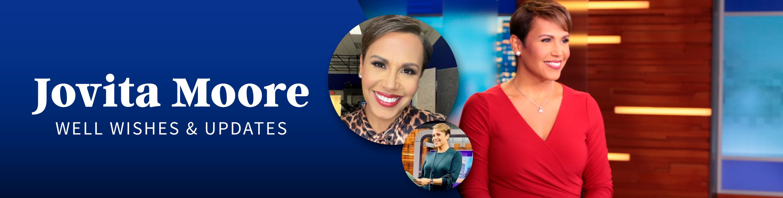 Jovita Moore Well Wishes & Updates