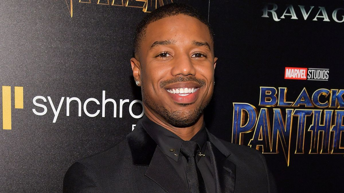 'Black Panther's' Michael B. Jordan responds to criticism about him living with his parents