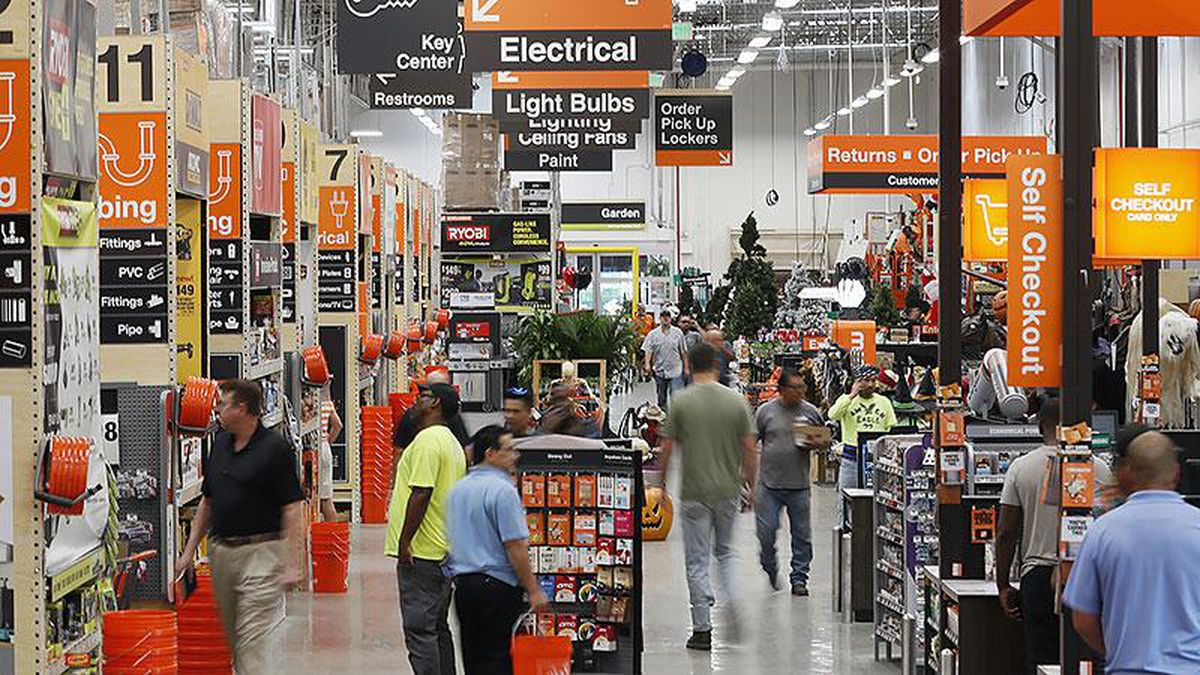 Home Depot hiring 80,000 for spring season