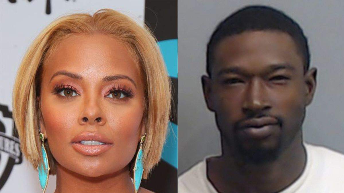 'Housewife's' ex, Kevin McCall arrested in Fulton County court tussling with cop