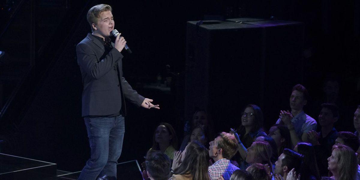 Caleb Hutchinson talks 'American Idol' heading into Top 14 eliminations