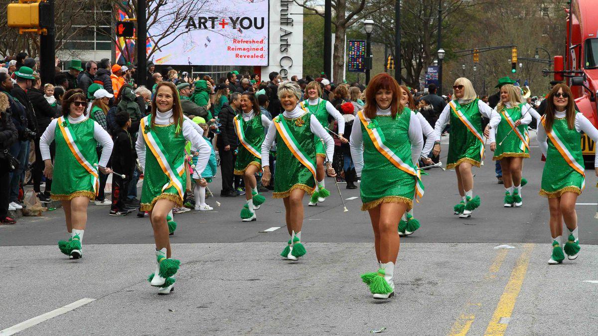 Atlanta, Savannah cancel St. Patrick's Day parades over coronavirus concerns