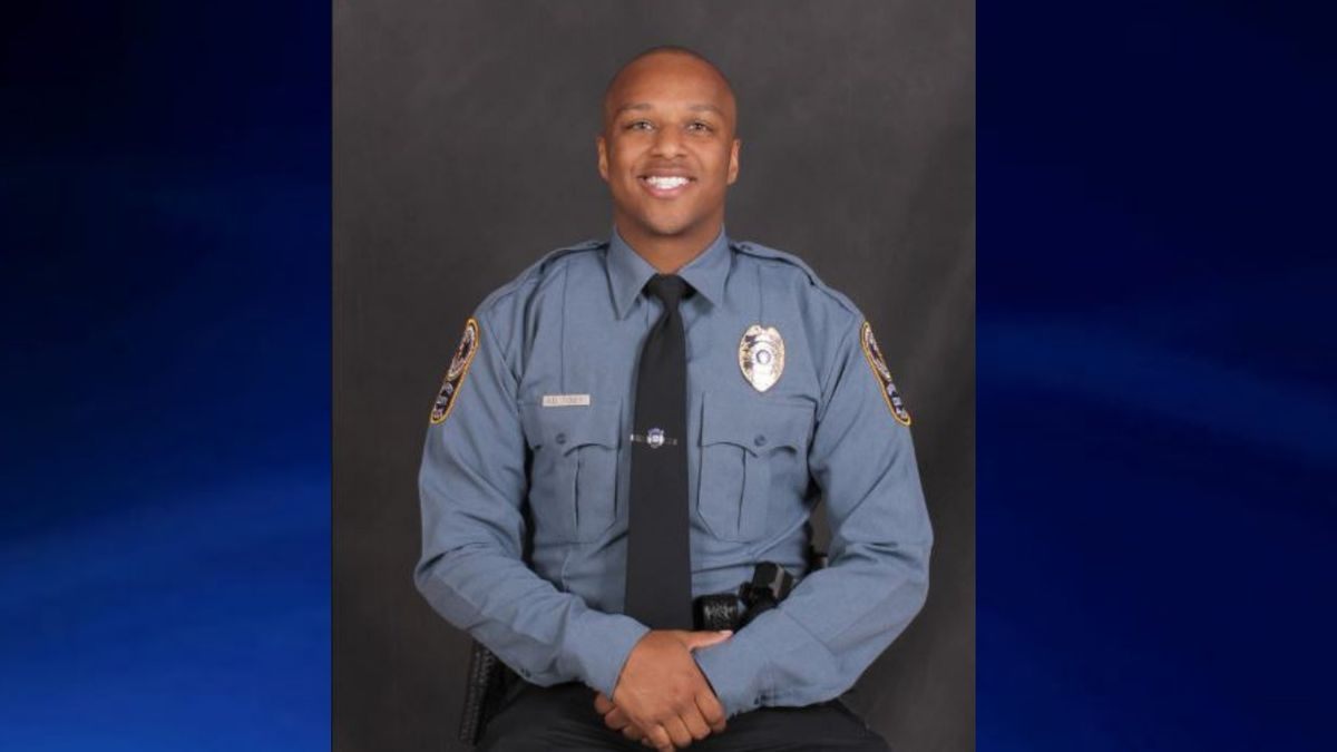 Gwinnett County remembers Officer Antwan Toney one year after his death