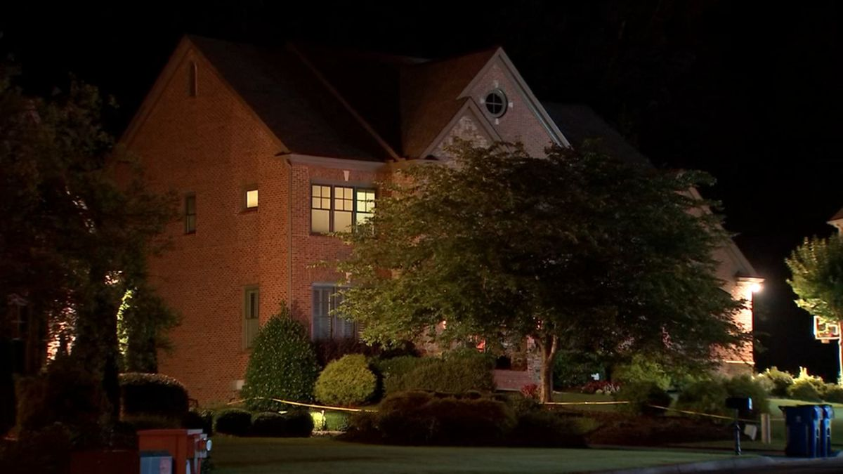 Man shot, killed by deputies inside his Forsyth County home