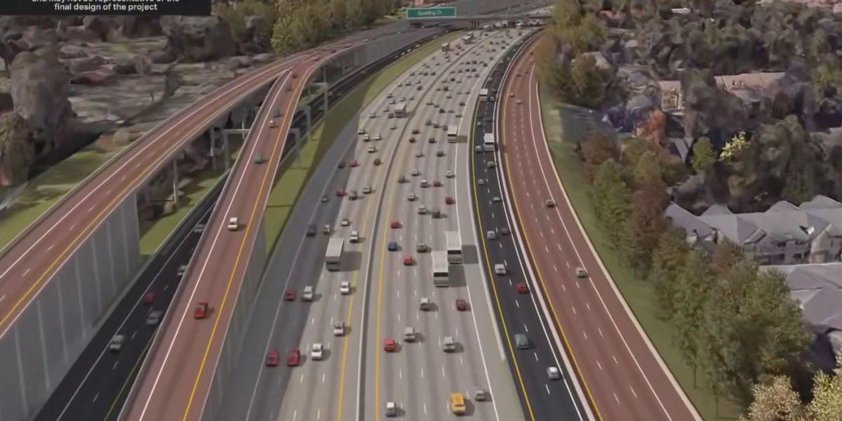 Georgia DOT pushes back plans for major metro Atlanta road projects