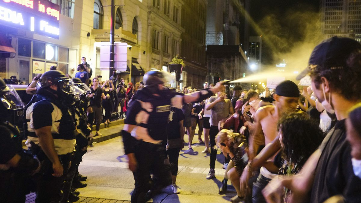 What causes riots? One professor weighs in