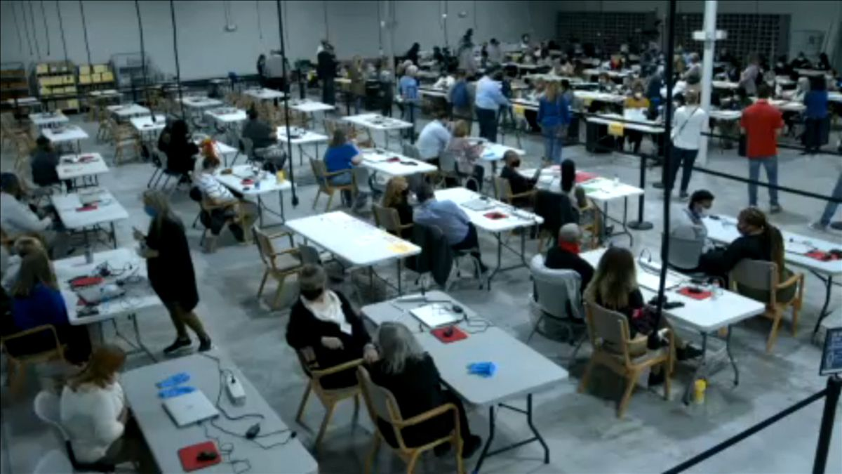 Gwinnett County election officials say audit count is nearly 2,000 votes higher than certified results
