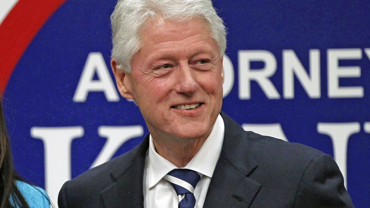 Bill Clinton returning to Atlanta to promote his first novel