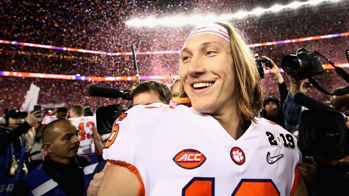 Cartersville proud of hometown player Trevor Lawrence leading Clemson to title