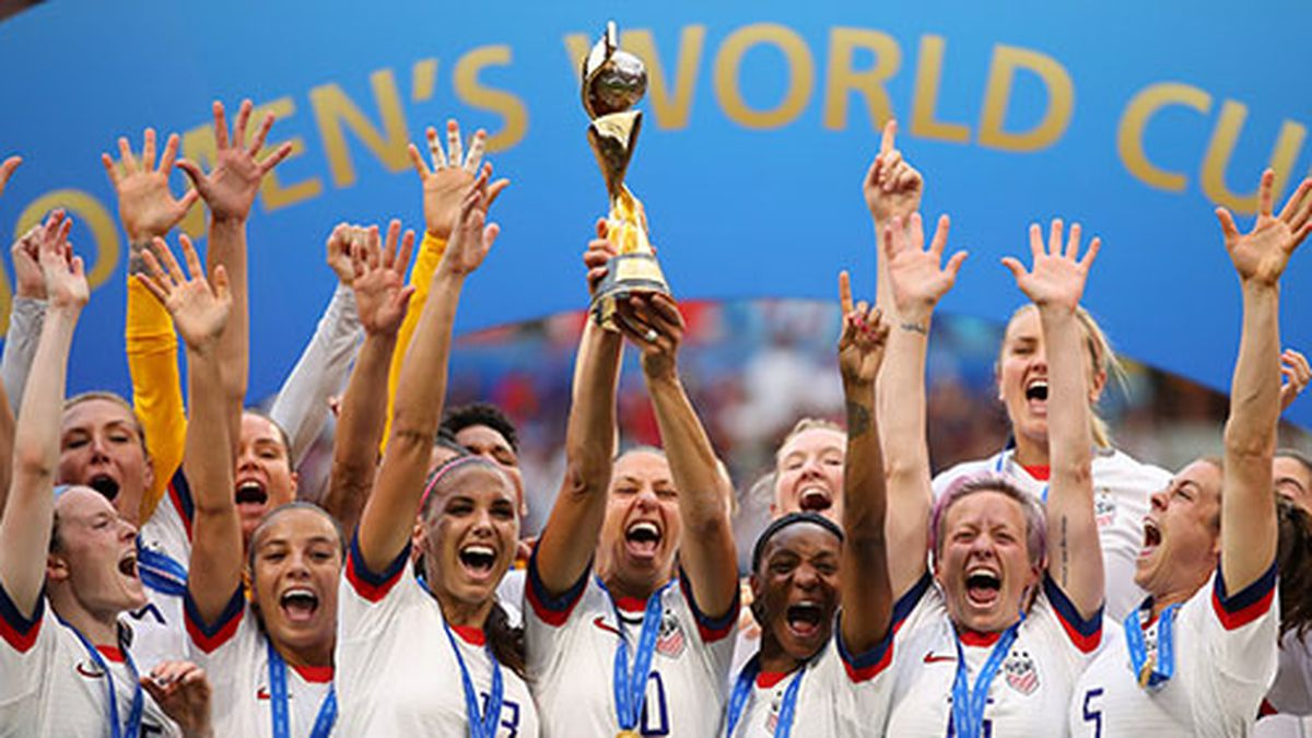 3 players from Georgia win Women's World Cup with United States