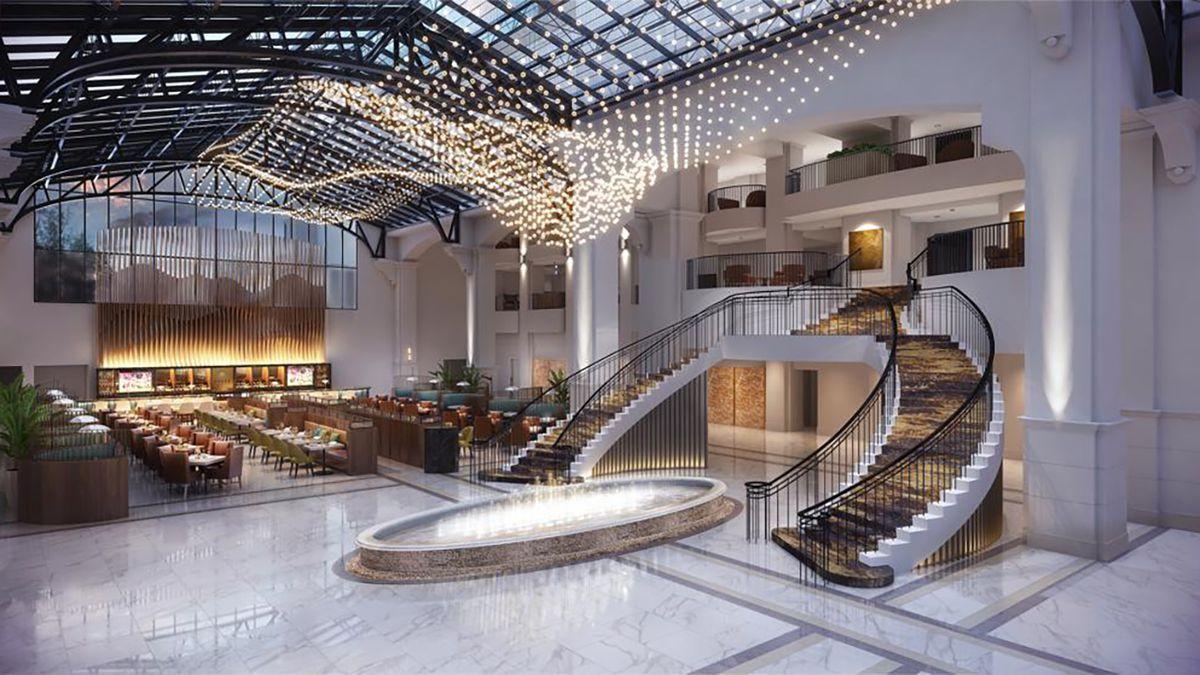 One of Georgia's most popular resorts undergoing $25 million renovation