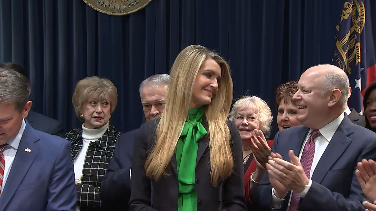 Local politicians release statements on Kelly Loeffler announcement