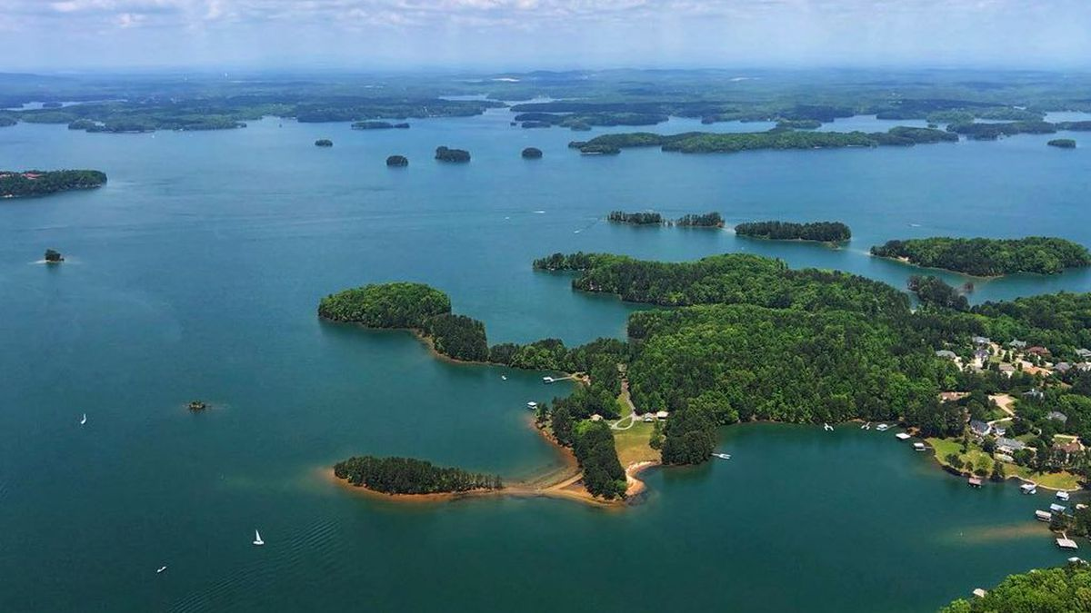 19-year-old's body pulled from Lake Lanier