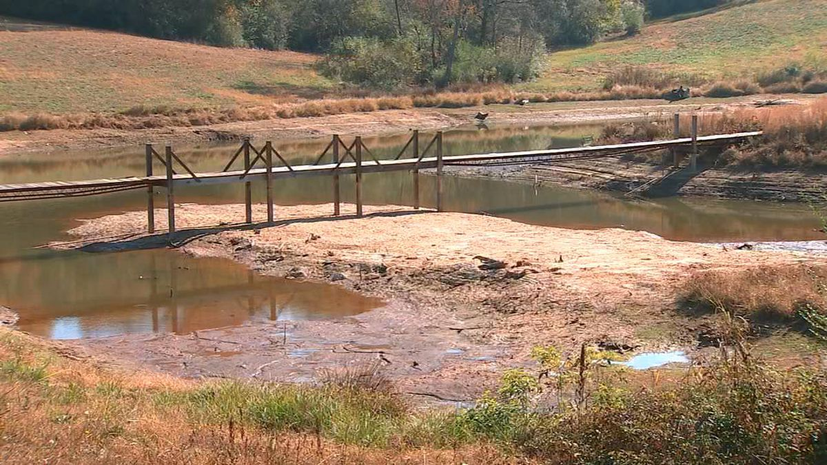 Atlanta ties 132-year record of days without measurable rain
