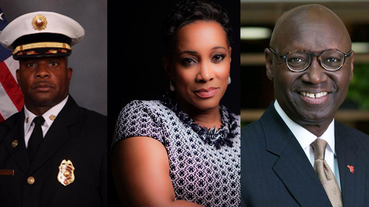 Atlanta mayor appoints 3 key cabinet members