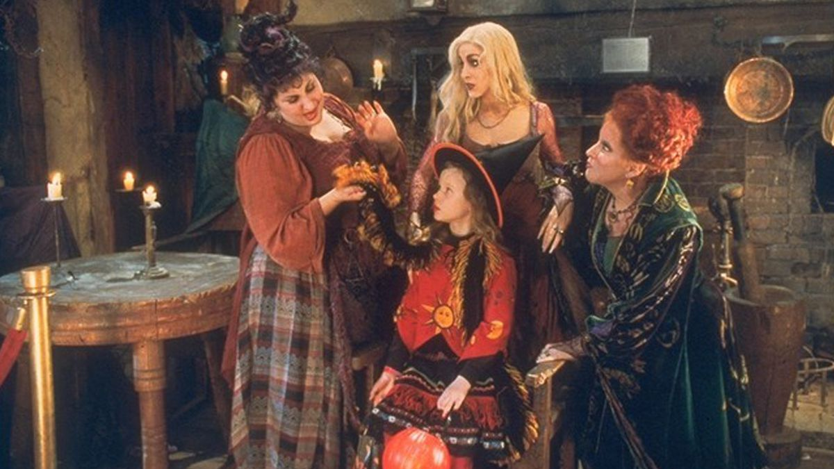Reports: 'Hocus Pocus 2' in the works for Disney+